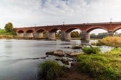 Bridge over Venta by Inese Stoner on Stoner, Bridges