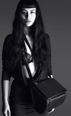 In my dreams. Givenchy Pandora box shoulder bag...gimme gimme gimme.
