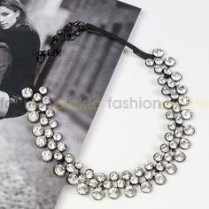 Deri Choker Necklace