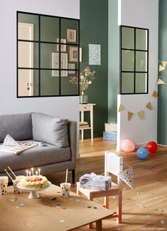 Birthday Games In A Beautiful Apartment 8 Secrets To Create An Entrance … - Eingang Hall Furniture, Apartment Furniture, Furniture Design, Sas Entree, Small Modern Home, House Entrance, Interior Inspiration, Sweet Home, New Homes