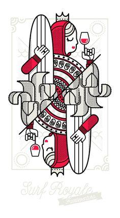Surf Apparel BrandVisit www.surf-royale.com