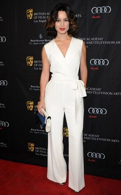 e36c06a9067 Berenice Marlohe Photos Photos - BAFTA LA 2013 Awards Season Tea - Zimbio  Off White Fashion