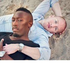 Keep calm and love interracial gaycouples. Same Love, Crazy Love, Love And Lust, Man In Love, Love Positions, Cute Gay Couples, Lesbian Couples, Man 2 Man, Lgbt Love