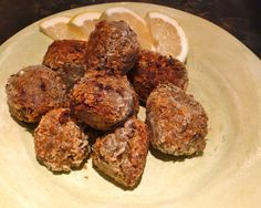 Lentil Meatballs with No Meat and a Surprise Center Recipe on Yummly