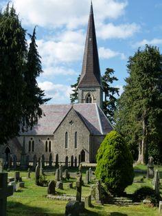 St Patrick's Church of Ireland, Enniskerry