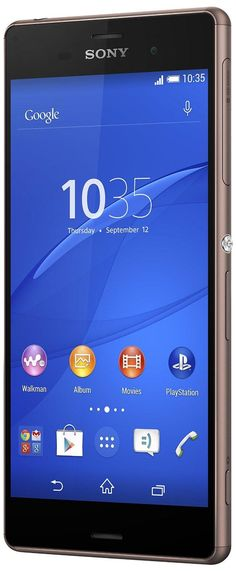 PRICE DROP Sony Xperia Z3 Pre-order UK SIM-Free Smartphone Copper £430.68