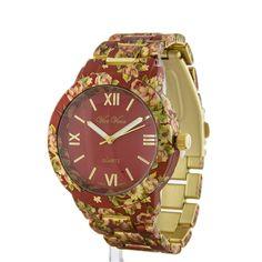 Fancy Floral Watch - Jewelry Buzz Box  - 5