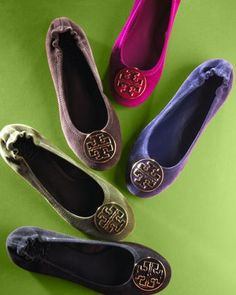 Tory Burch shoes . Choose the one for winter. Tory Burch $89