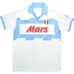 4fc6c106b 1990-91 Napoli Away Shirt  Mint  M - Classic Retro Vintage Football Shirts