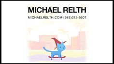 Enjoy!  Visit my website for more: http://michaelrelth.com/ Music: The Neanderthals - Space Oddity