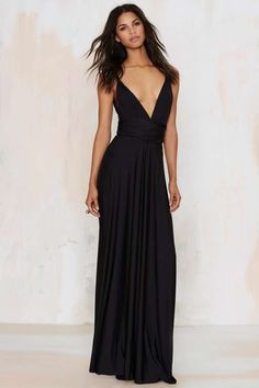 Voltage Multi Wear Maxi Dress - Best Sellers | Party Shop | Going Out | Midi + Maxi