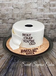 22 Best Toilet Cake Images
