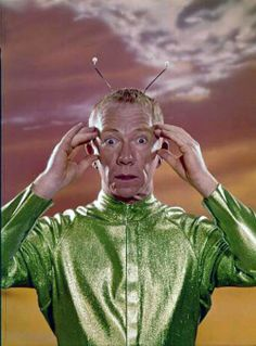 My favourite Martian  I loved this TV series :0)