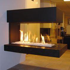 Chimeneas de gas para interiores chimeneas ifd alta for Chimeneas interiores sin humo