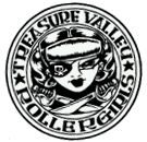 Treasure Valley Roller Girls Roller Derby Logo