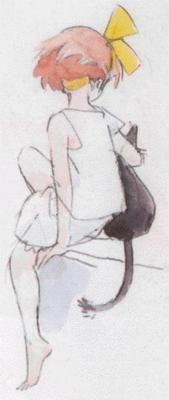 Kiki Sketch https://www.facebook.com/CharacterDesignReferences