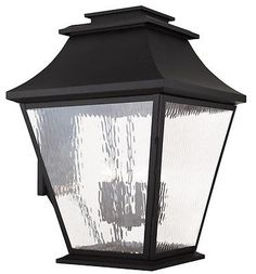 Livex 4 Light Hathaway Bronze Outdoor Wall Sconce Lighting Fixture Sale 20251-07