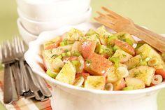 Fresh Spring Potato Salad