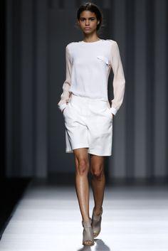 Sita Murt - Madrid Fashion Week P/V 2014 #mbfwm