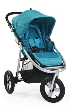 The newest Bumbleride addition is this beautiful aqua color, available in their all-terrain Indie, lightweight Flite, and their double Indie Twin models.     Perfect for: Anyone who wants a stroller that's as pretty as it is functional.     Highlights: I'm a big Bumbleride fan, and this summery aqua color makes me love them even more. Other than the color, the only big change on the 2012 model is that a bumper bar isn't included anymore.     Bumbleride also has a brand new Parent Pack…