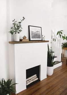 DIY movable fireplaceLearn how to build this modern, moving fireplace for an electric fireplace! diy fireplace electricfireplaceWood fireplace insert - ID 100 - ArchiExpo, ArchiExpo Kamin Ins .Wood fireplace insert - ID 100 - ArchiExpo, Fireplace Frame, Build A Fireplace, Fake Fireplace, Fireplace Inserts, Fireplace Design, Fireplace Modern, Fireplace Ideas, Faux Fireplace Insert, Modern Mantle