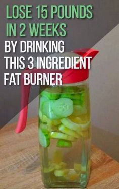 Get rid of 15 pounds in two weeks with this DIY drink at home – Chasing Rainbows