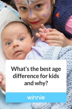 What's the best age difference for siblings? - Winnie #siblings #parentingadvice #family #parenting