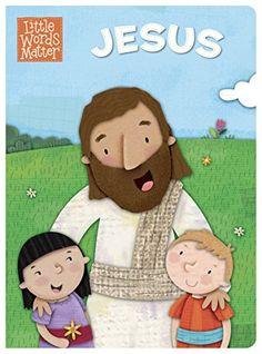 Jesus (Little Words Matter™) - Holli Conger