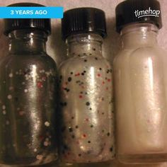 #itflashback to the very first (terrible) pictures of the Stark #GoT #gameofthrones line! #incidentaltwin #incidentaltwinpolish #nailpolish #Etsy http://ift.tt/1abYRXD   via Instagram http://ift.tt/1o9z54P  IFTTT Instagram