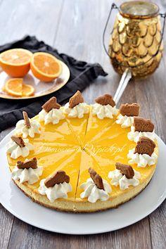 #sernik Pavlova, Cheesecakes, Camembert Cheese, Tart, Pie, Baking, Cupcake, Food, Recipes