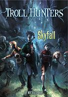 Troll Hunters series by Michael Dahl. For ages 9-12. Evil and danger rumbles under the earth. Follow the adventures of a group of contemporary teenagers who discover that their town, and ultimately the entire world, is under attack by fierce creatures from deep beneath the earth.