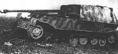 Ferdinand destroyed at Kursk