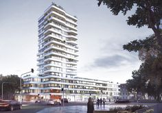 Ingolstadt | IN-TOWER | 50m | In Planung - SkyscraperCity