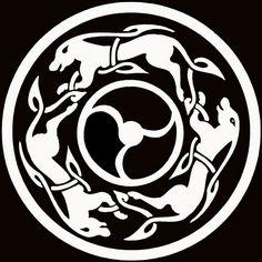 Celtic circle pyrograph onto Pocket Wheel?