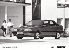 Fiat Tempra 1.8 SLX (9/93)