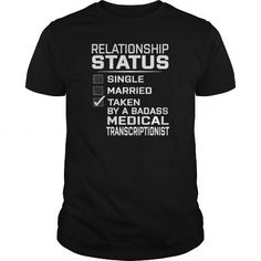 best cal Transcriptionist Relationship Status-front shirt #name #tshirts #CAL #gift #ideas #Popular #Everything #Videos #Shop #Animals #pets #Architecture #Art #Cars #motorcycles #Celebrities #DIY #crafts #Design #Education #Entertainment #Food #drink #Gardening #Geek #Hair #beauty #Health #fitness #History #Holidays #events #Home decor #Humor #Illustrations #posters #Kids #parenting #Men #Outdoors #Photography #Products #Quotes #Science #nature #Sports #Tattoos #Technology #Travel #Weddings…