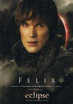 #TwilightSaga #Eclipse - Felix Volturi #13