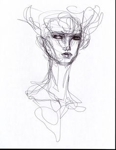 70s drawing woman - Google Search