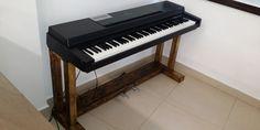 Electric keyboard stand | Greene and Greene Quality Furniture