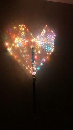 Heart Totem by Everythingthatshinesravegear #EDC #plur #totem