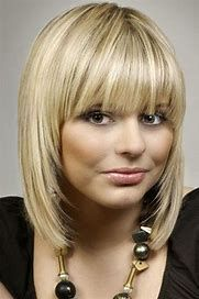 Image result for hairstyles with bangs