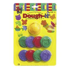Dough-It Stamper Set 8 Pack Christmas Gift Guide, Christmas Gifts, Online Art Store, Art Supply Stores, Art Supplies, Art For Kids, Boy Or Girl, Cool Art, Stationery