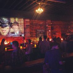 One of the best music venues in town for live acts. Great setup and layout inside too.