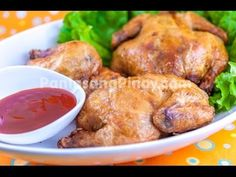 Spring Fried Chicken Recipe