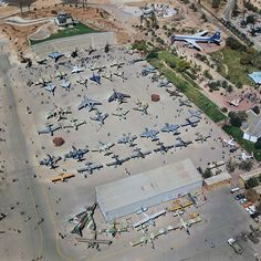 Israeli Air Force Museum near Beer Sheva.