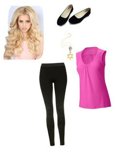 """""""Ludmila loook"""" by elisa-xxix on Polyvore featuring Mountain Hardwear, Topshop and Bling Jewelry"""