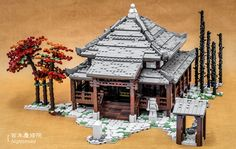 """""""vintage temple"""" by delayice: Pimped from Flickr"""