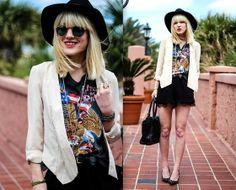 Summer Chic (by Olivia Taylor) http://lookbook.nu/look/4637803-Summer-Chic