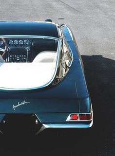 #Lamborghini 350 GTV #coolcars QuirkyRides.com
