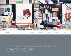 17 Examples of Beautiful Typography in Web Design | Inspiration